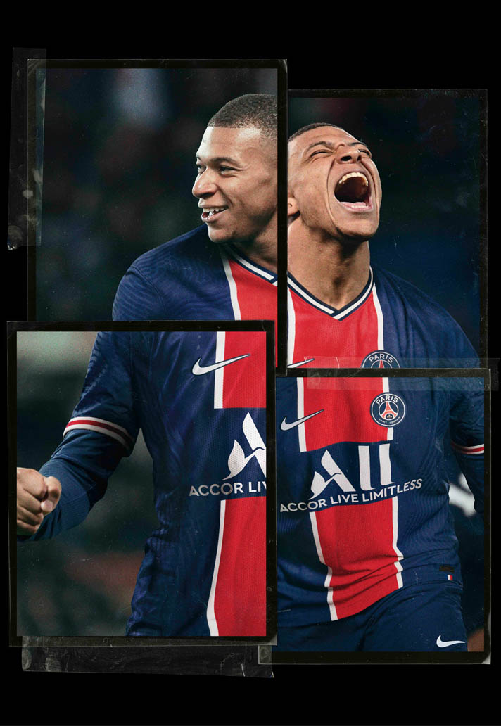 Nike Launch The Psg 20 21 Home Away Shirts Soccerbible