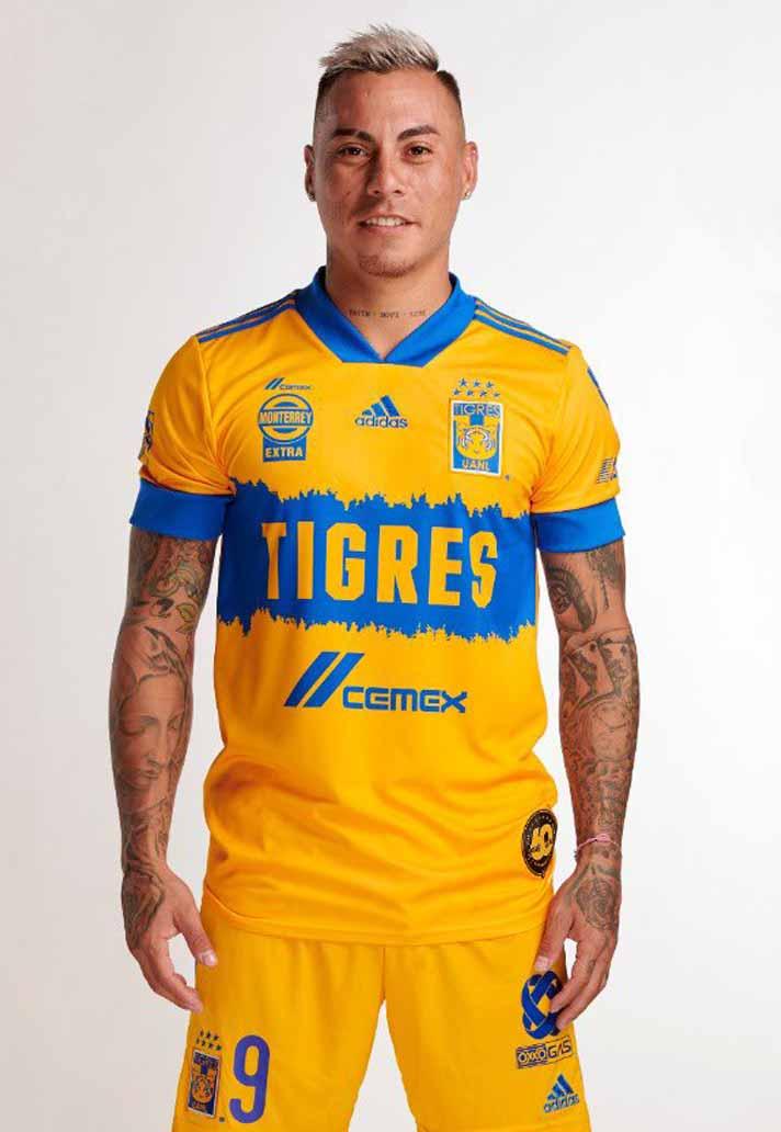adidas Launch Tigres UANL 20/21 Home & Away Shirts - SoccerBible