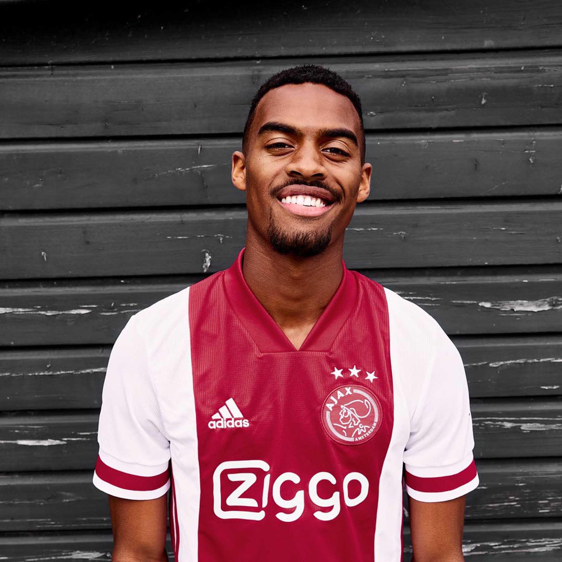 adidas Launch Ajax 20/21 Home Shirt - SoccerBible