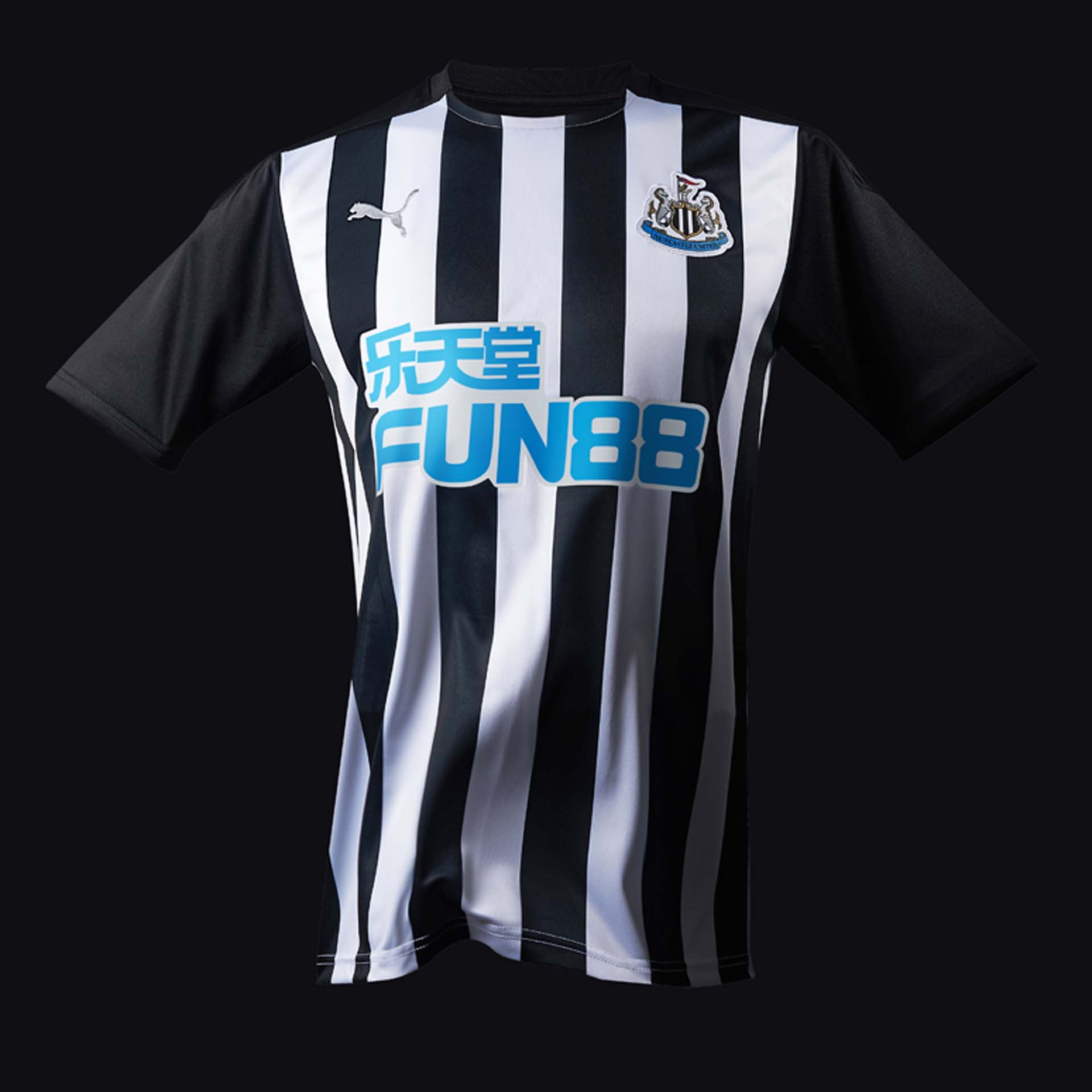 Puma Launch Newcastle 20 21 Home Shirt Soccerbible