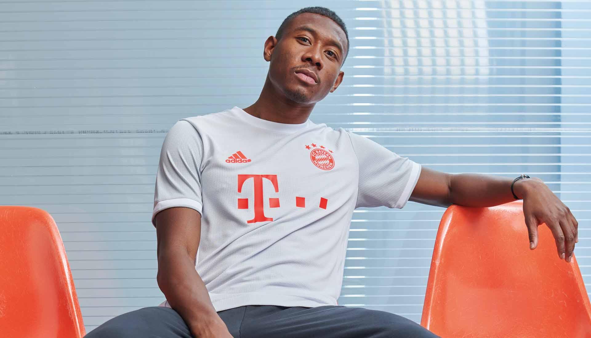 Adidas Launch Bayern Munich 20 21 Away Shirt Soccerbible