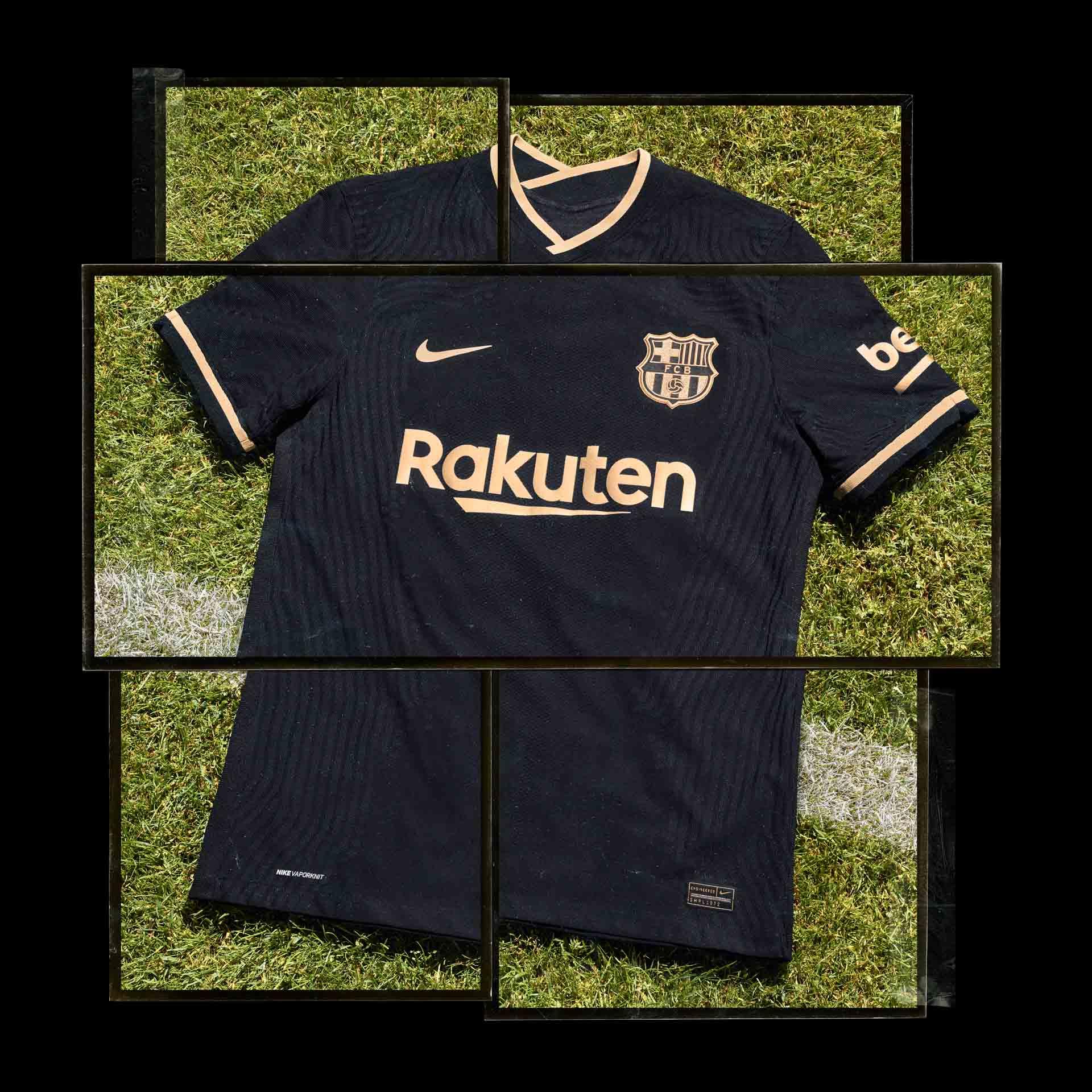 nike launch barcelona 20 21 away shirt soccerbible nike launch barcelona 20 21 away shirt