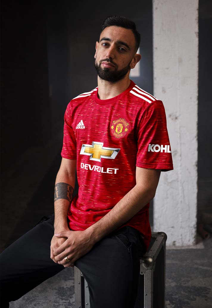 Adidas Unveil Manchester United 20 21 Home Shirt Soccerbible