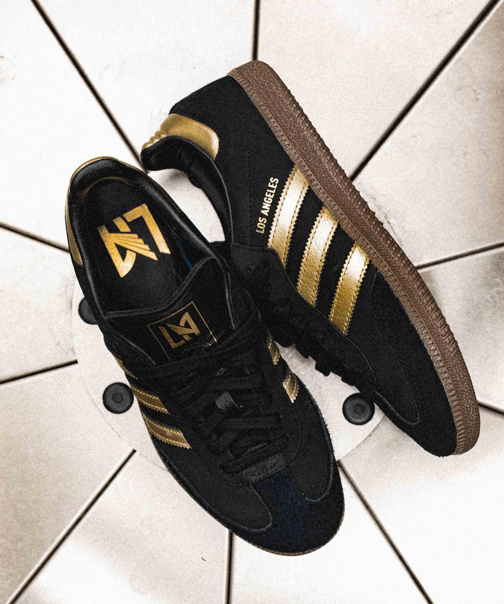 LAFC \u0026 adidas Originals Reveal Two