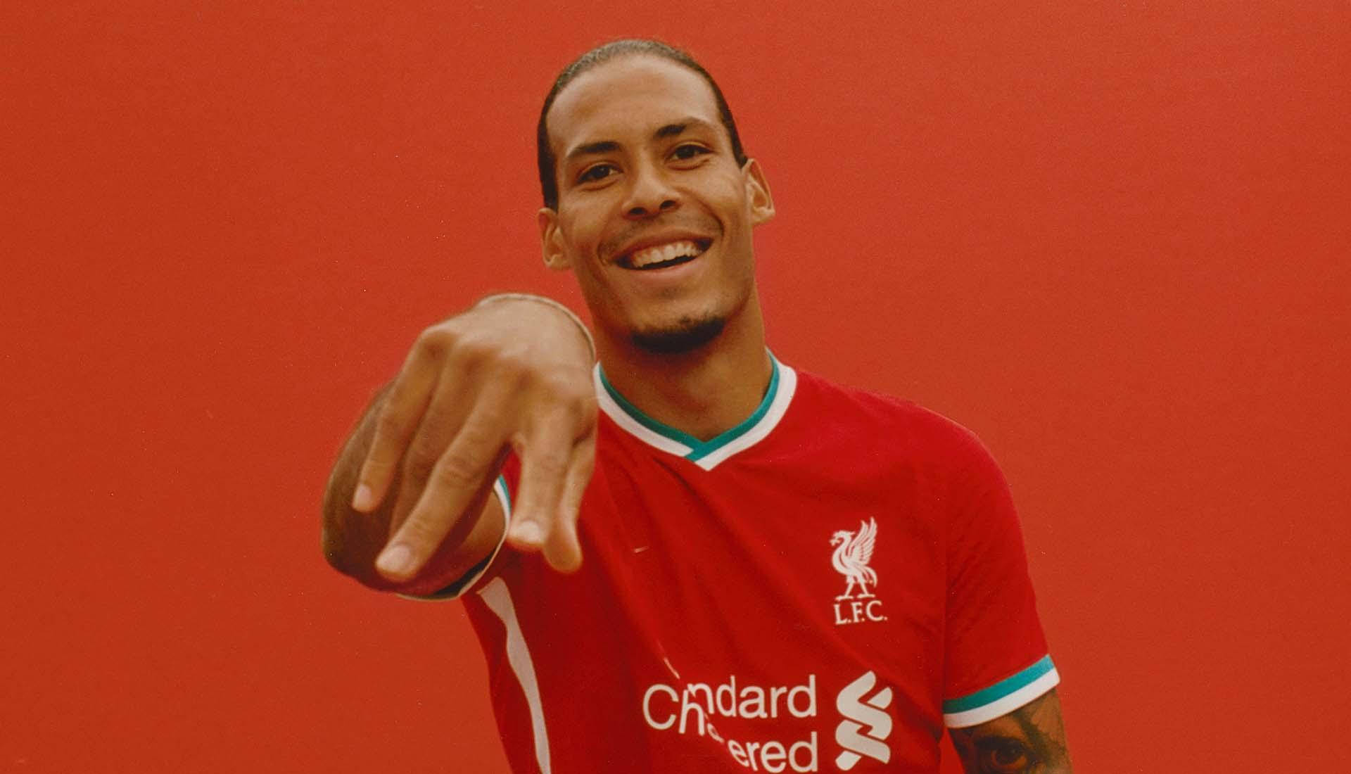 The Dial Up 16 Virgil Van Dijk Soccerbible