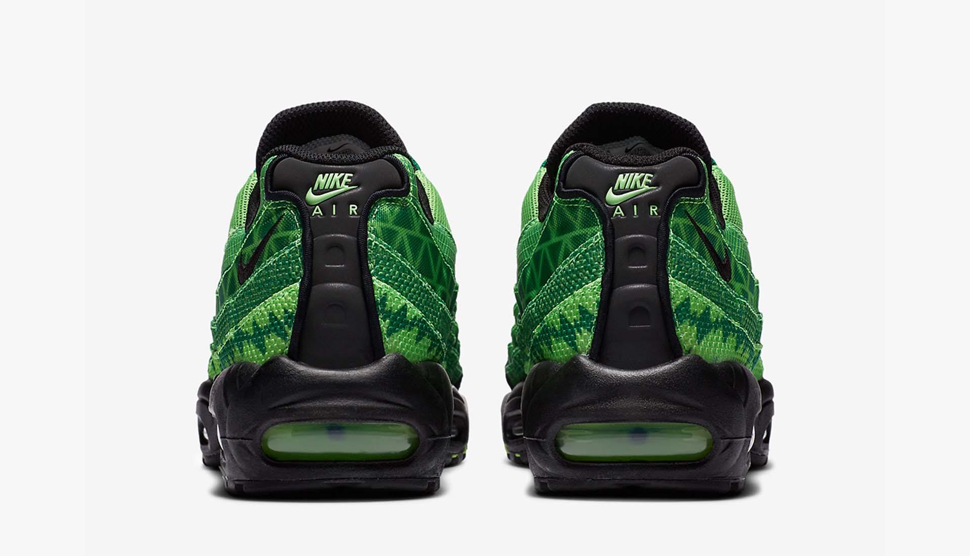 Nike Drop The Air Max 95 'Naija' - SoccerBible
