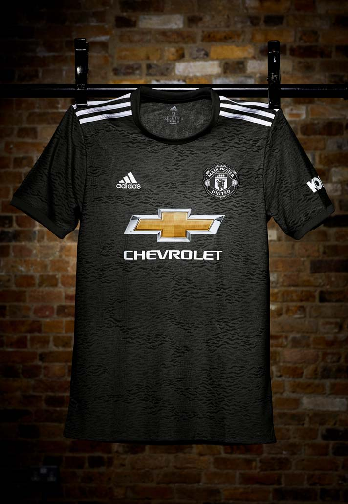 Adidas Launch Manchester United 20 21 Away Shirt Soccerbible