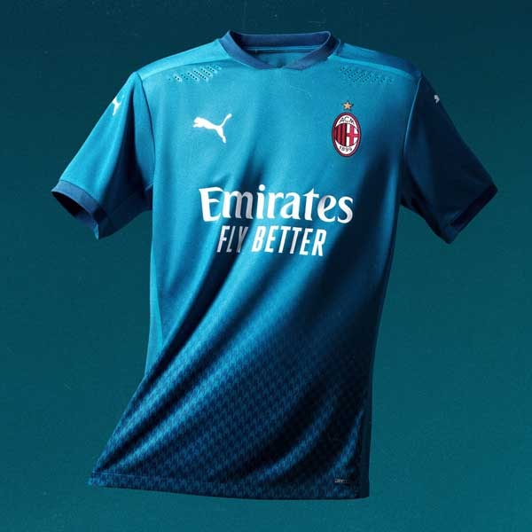 PUMA Launch AC Milan 120th Anniversary Commemorative Shirt - SoccerBible