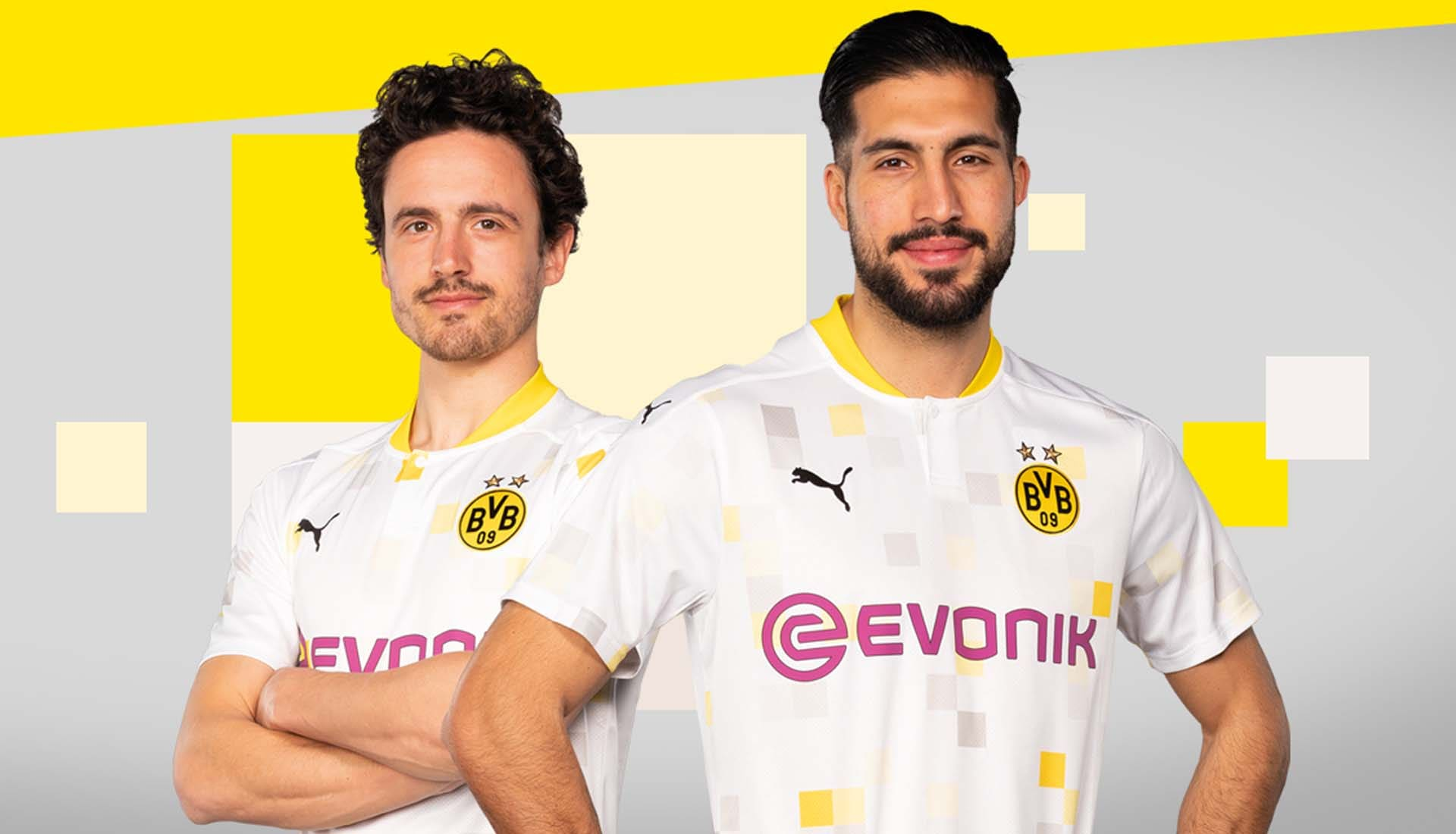 Borussia Dortmund Unveil Two Puma Cup Kits For 20 21 Soccerbible