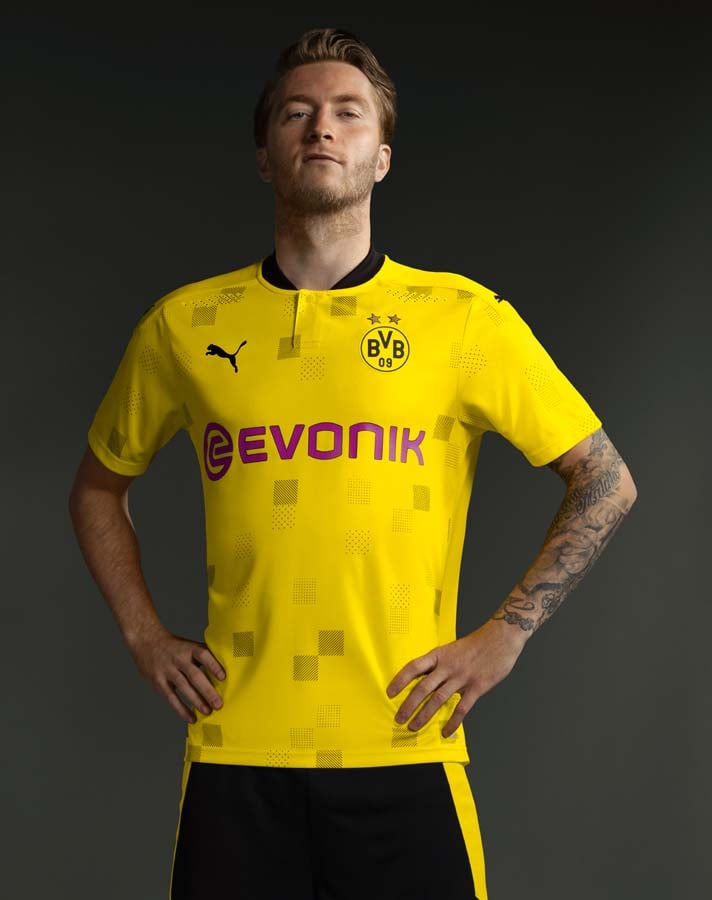 Borussia Dortmund Unveil Two Puma Cup Kits For 20 21 Soccerbible