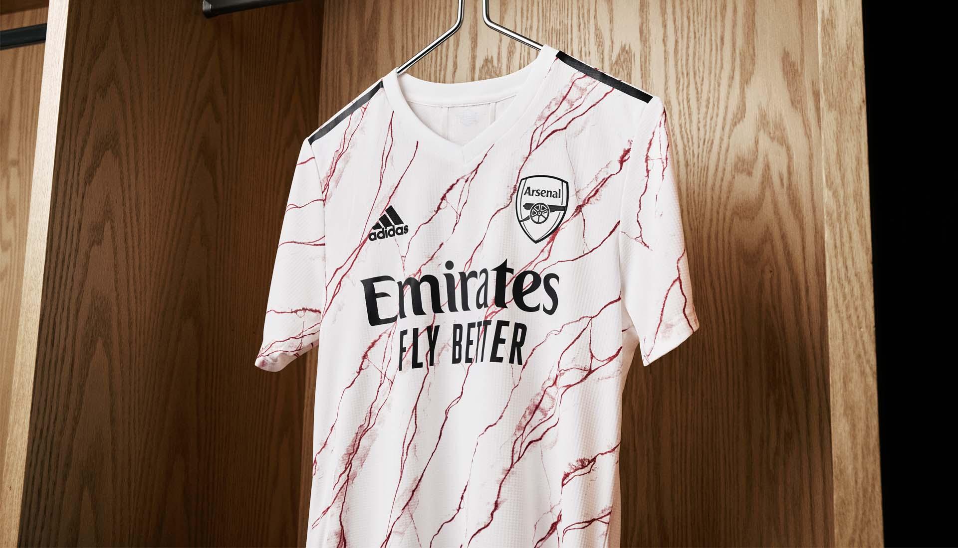 Adidas Product Designer James Webb On Arsenal 20 21 Away Shirt Soccerbible