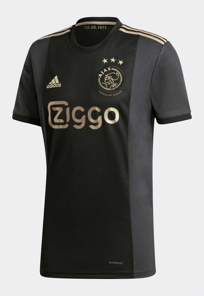 Adidas Launch Ajax 20 21 Third Shirt Soccerbible