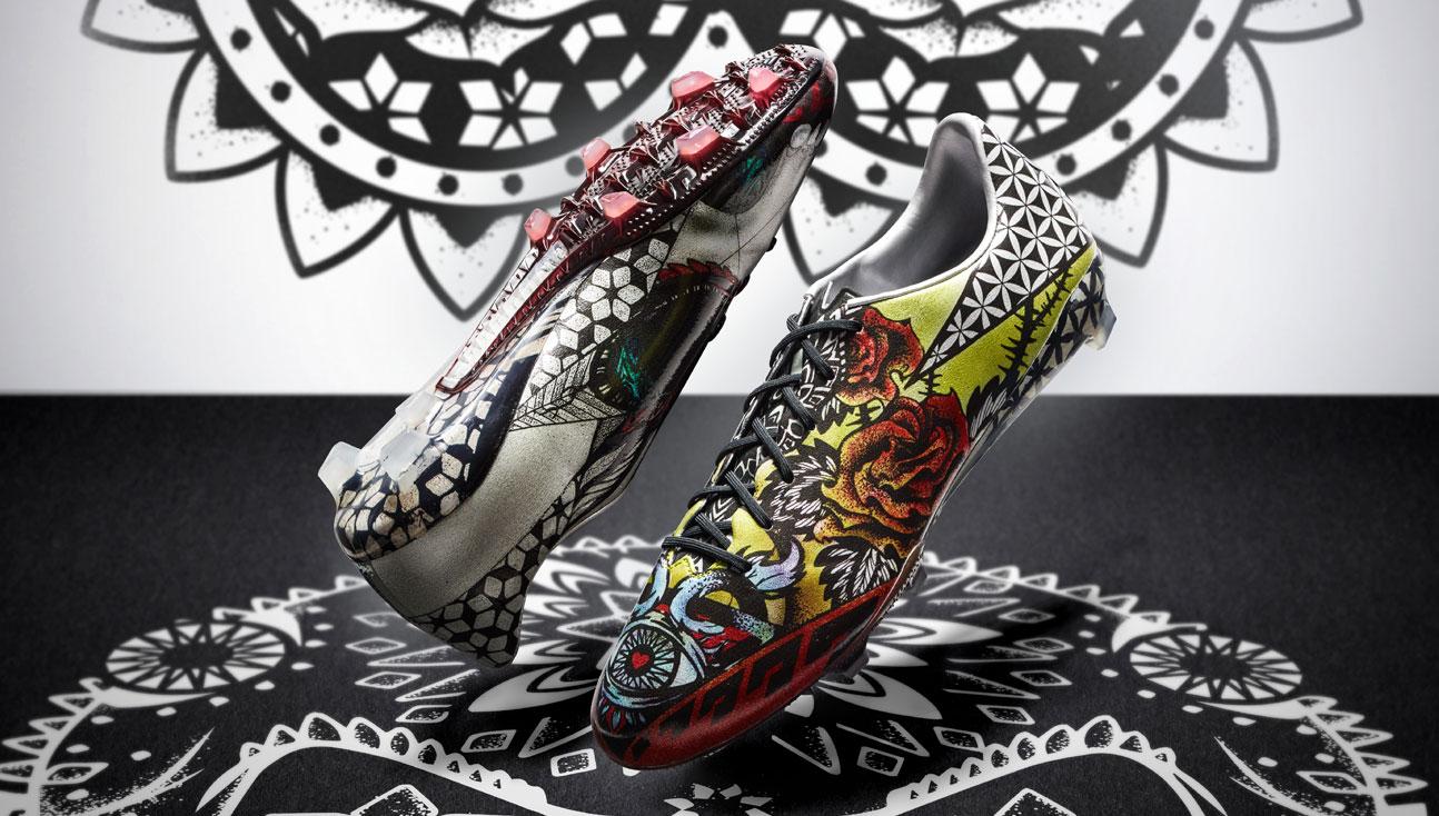 adidas Launch adizero f50 Tattoo Pack | Søççër | Football