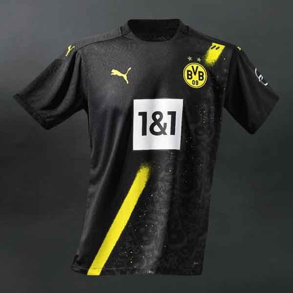 Borussia Dortmund Debut Celebratory Puma Blackout Kit Soccerbible
