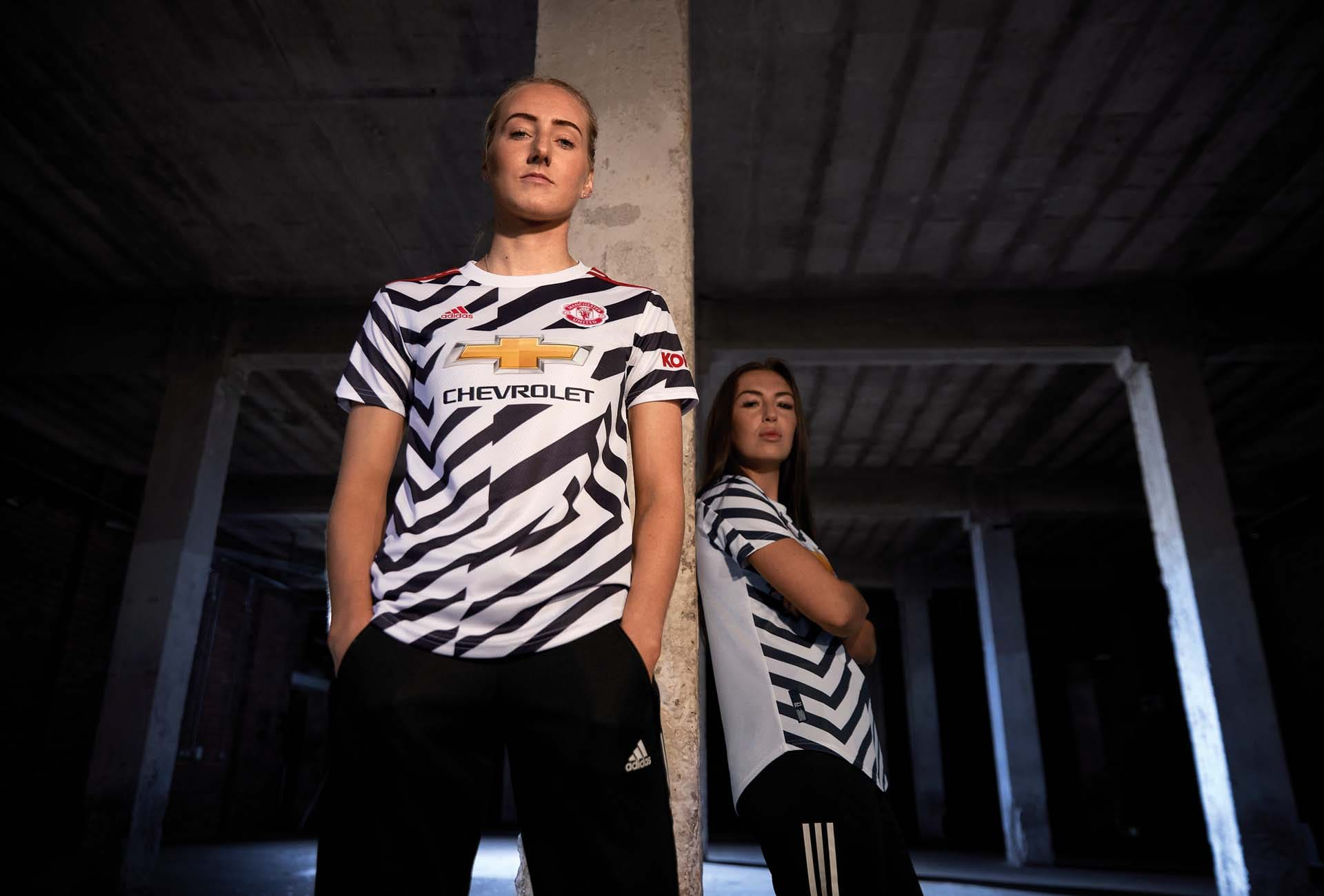 Adidas Launch Manchester United 20 21 Third Shirt Soccerbible
