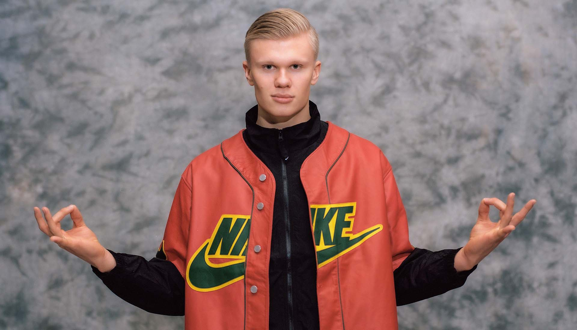 Erling Haaland On Life In Germany Being Relentless His Rap Career Soccerbible
