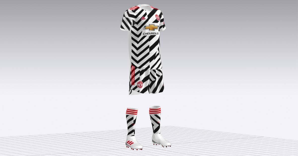 Adidas Designers Talk Manchester United 20 21 Third Shirt Soccerbible