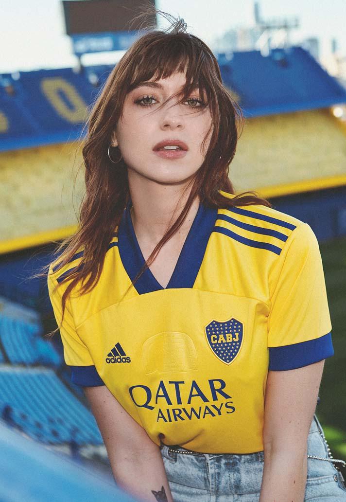 adidas Launch Boca Juniors 20/21 Third Shirt - SoccerBible