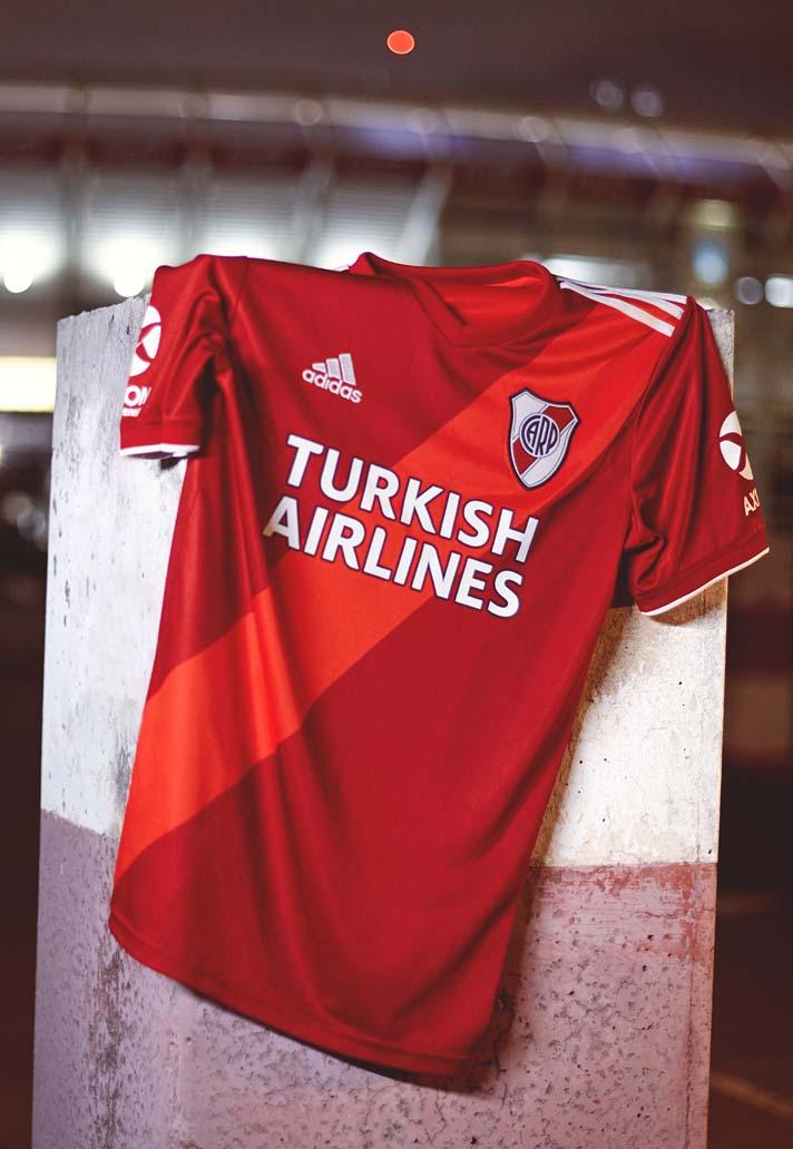 adidas Unveil River Plate 20/21 Away Shirt - SoccerBible