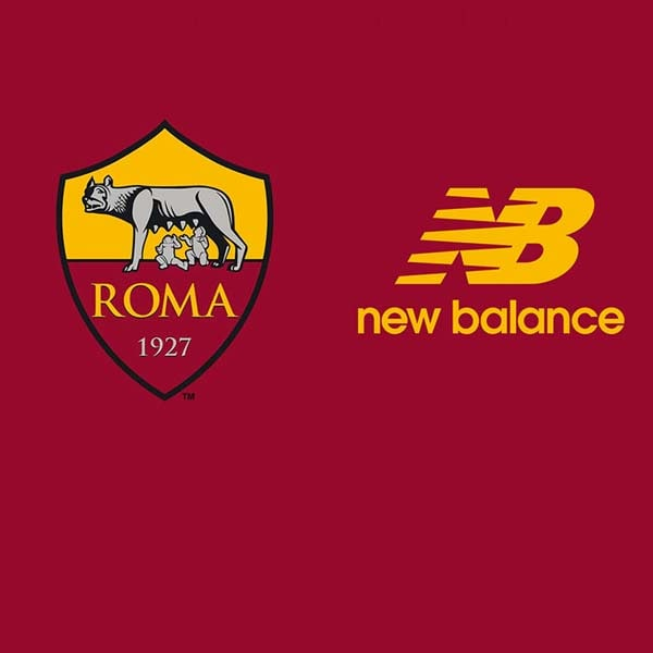 AS Roma Announce Partnership With New Balance - SoccerBible