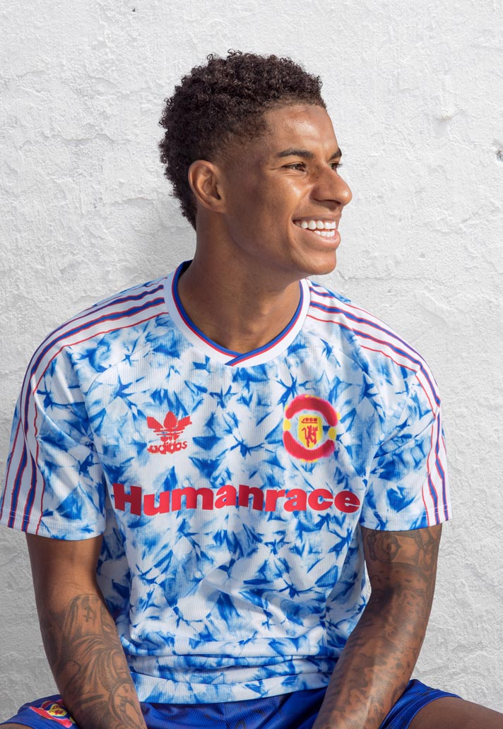 adidas x Pharrell Launch Human Race Jersey Collection - SoccerBible