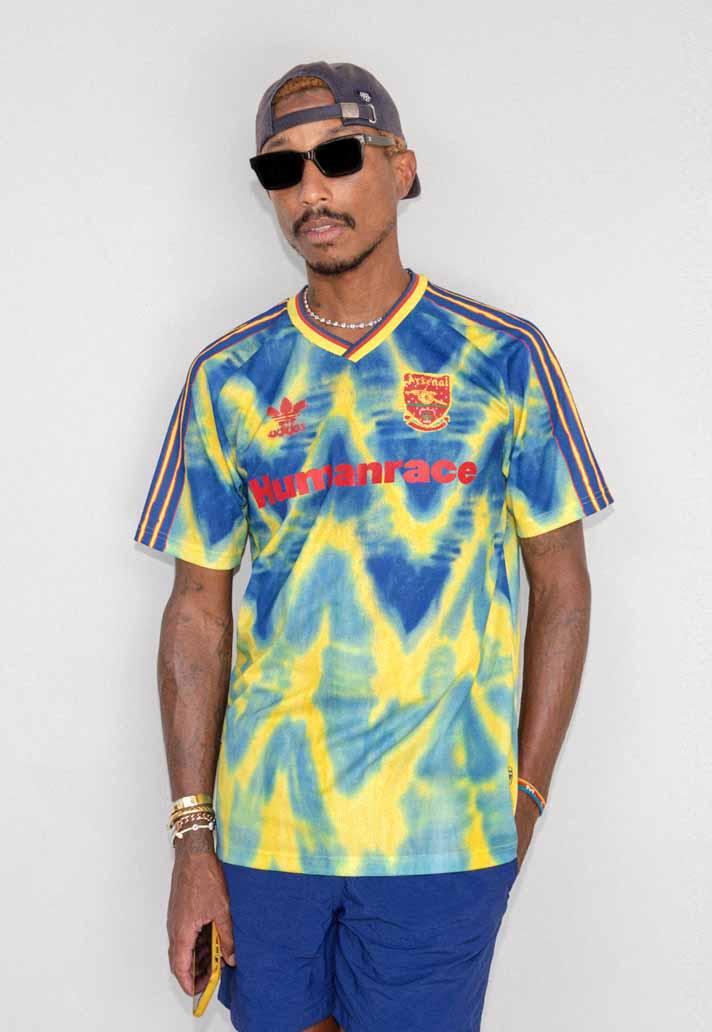 adidas x pharrell launch human race jersey collection soccerbible adidas x pharrell launch human race