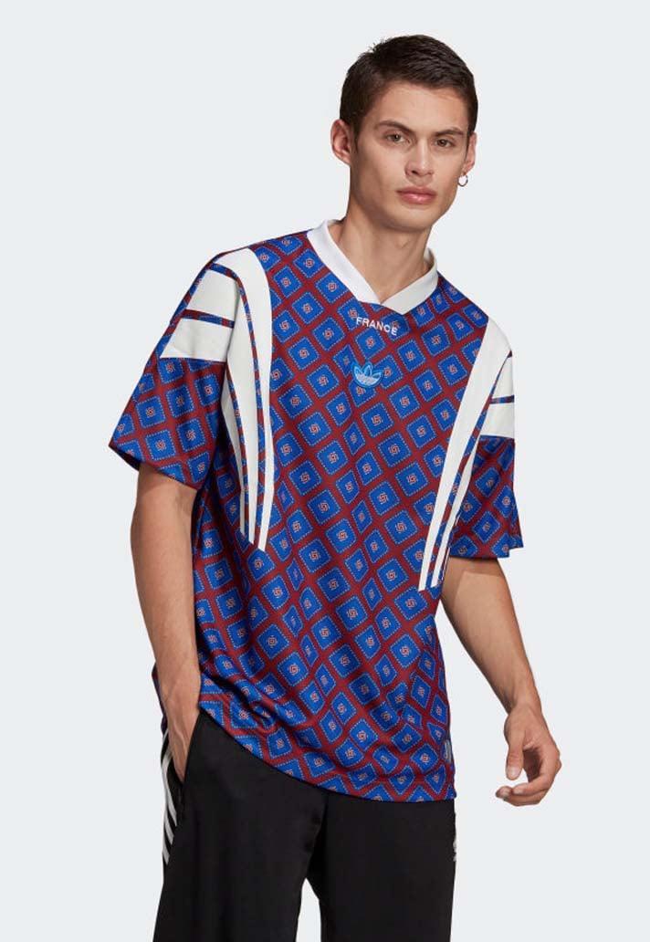 adidas Create Alternate International Shirts For Five Nations ...