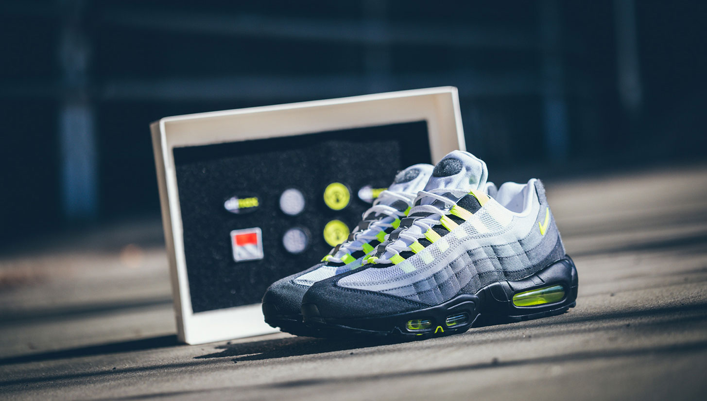 Nike Launch Air Max OG 'Patch' Pack