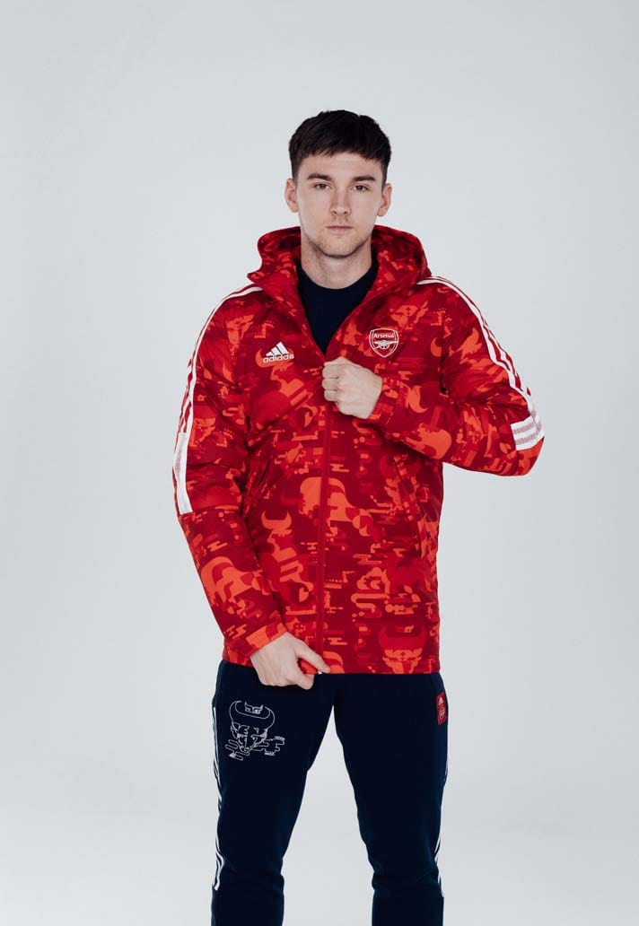 adidas Release Full 2021 Chinese New Year Collection - SoccerBible