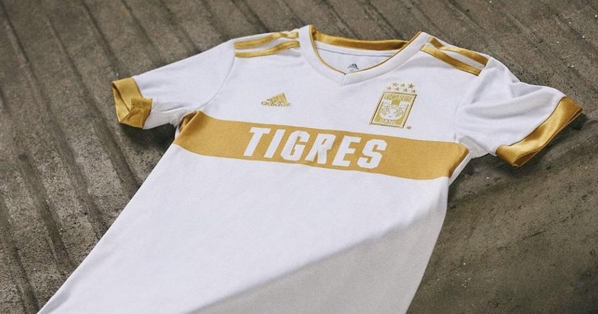 adidas Launch Tigres UANL 2021 Third Shirt - SoccerBible