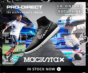 Pick up the new Nike FootballX collection from Nike stockists including Pro-Direct  Soccer.