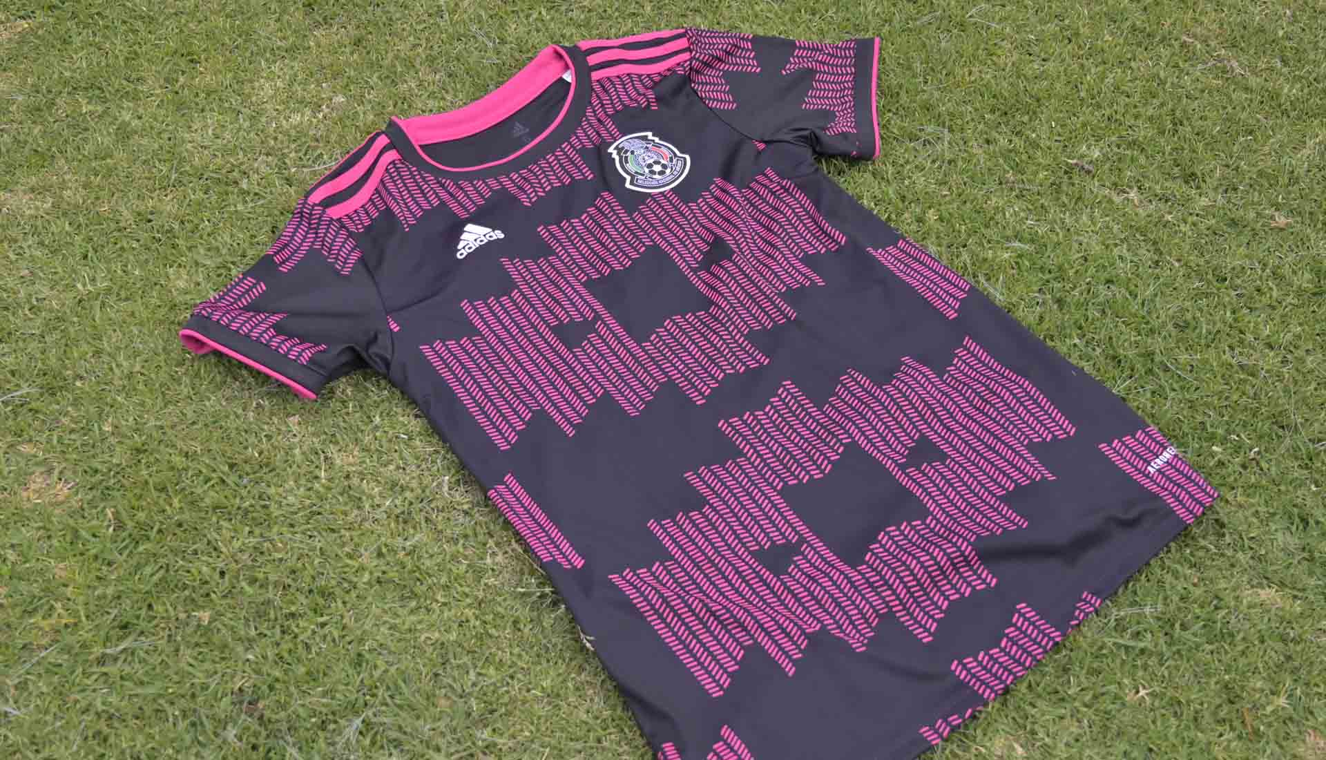 adidas Launch Mexico 2021 Home Shirt - SoccerBible