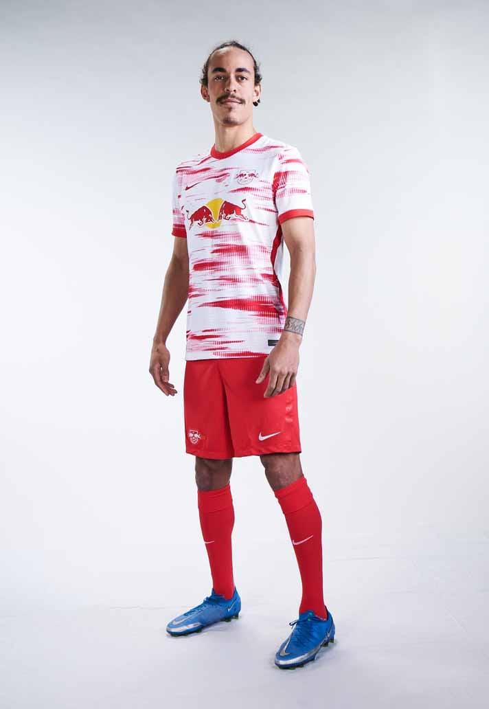 RB Leipzig Unveil 21/22 Nike Home Shirt - SoccerBible