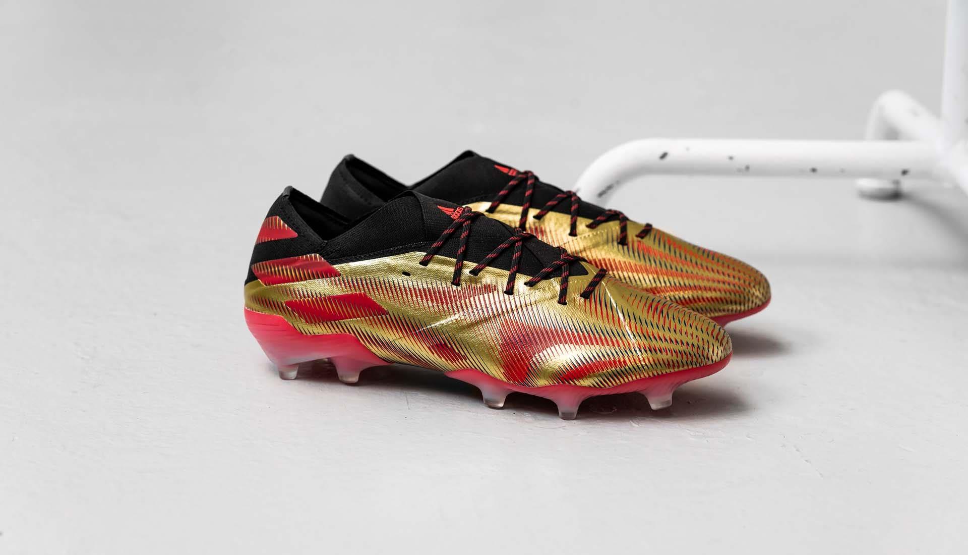 adidas Unveil The Nemeziz Messi.1 'Showpiece' - SoccerBible