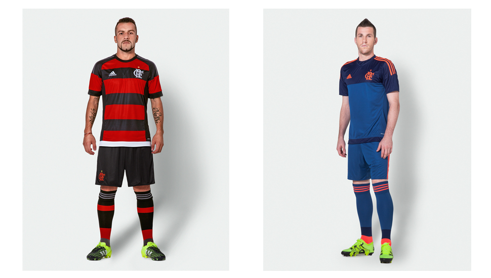 adidas Reveal Flamengo 15 16 Home Shirt - SoccerBible. 027ae32a2