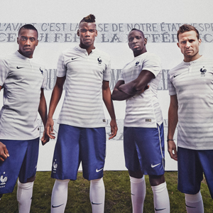 separation shoes b7134 cc37a Alexpenfornis Captures The 2016 Nike France Kits - SoccerBible