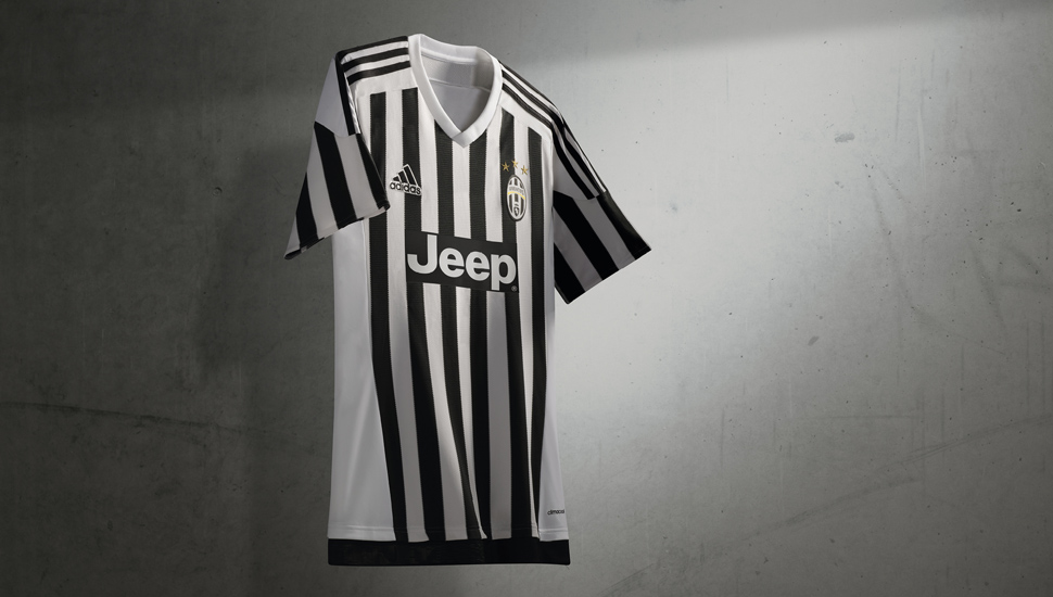 competitive price 987b4 02a25 Juventus 2015/16 Home & Away by adidas - SoccerBible