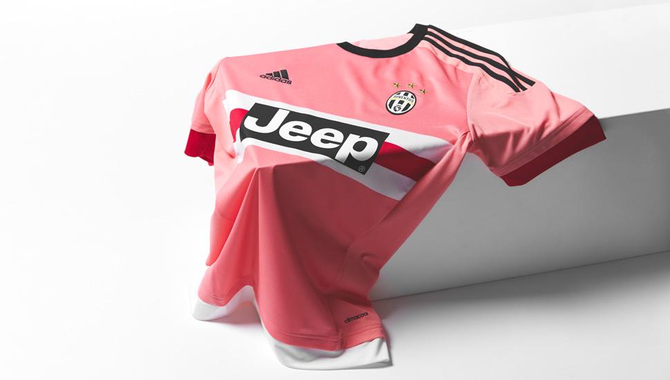 35ed1c81 Closer Look | Juventus Away 15/16 by adidas - SoccerBible