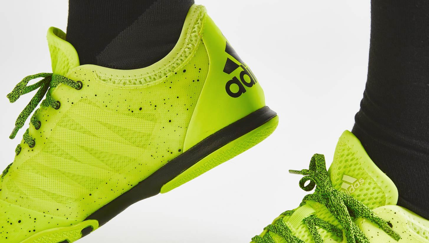 adidas X 15.1 VS Boost Soccer Shoes – BlackYellow