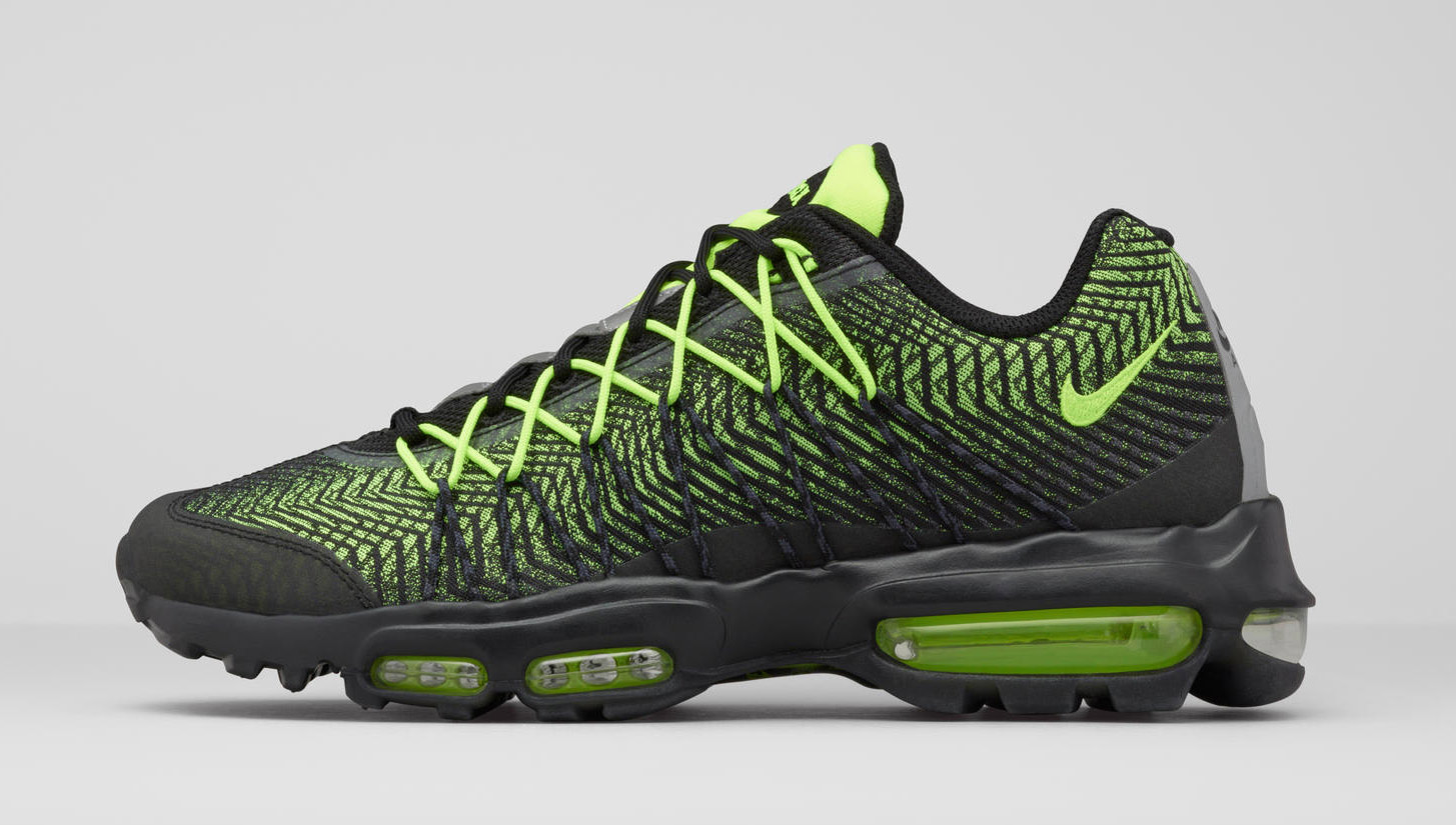 best service fe691 36fc0 20 Years of 95  The Nike Air Max 95 Ultra Jacquard - SoccerBible.