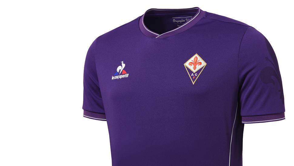 Fiorentina x Le Coq Sportif  9fc1c5b23