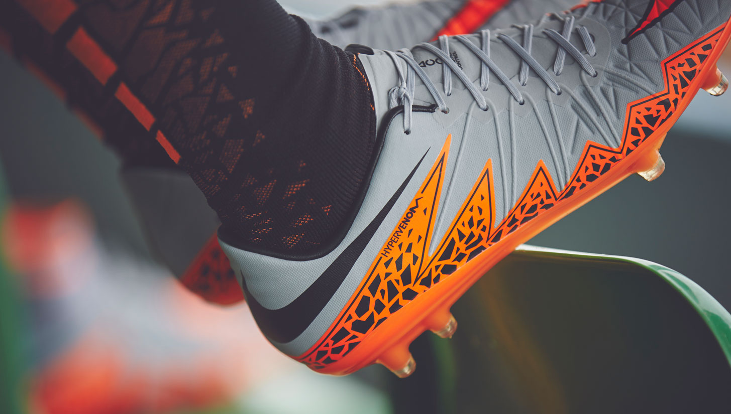 edebd93e3ec Laced Up  Nike Hypervenom Phinish II - SoccerBible