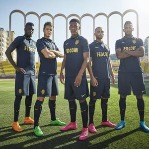 AS Monaco 15/16 Away by Nike