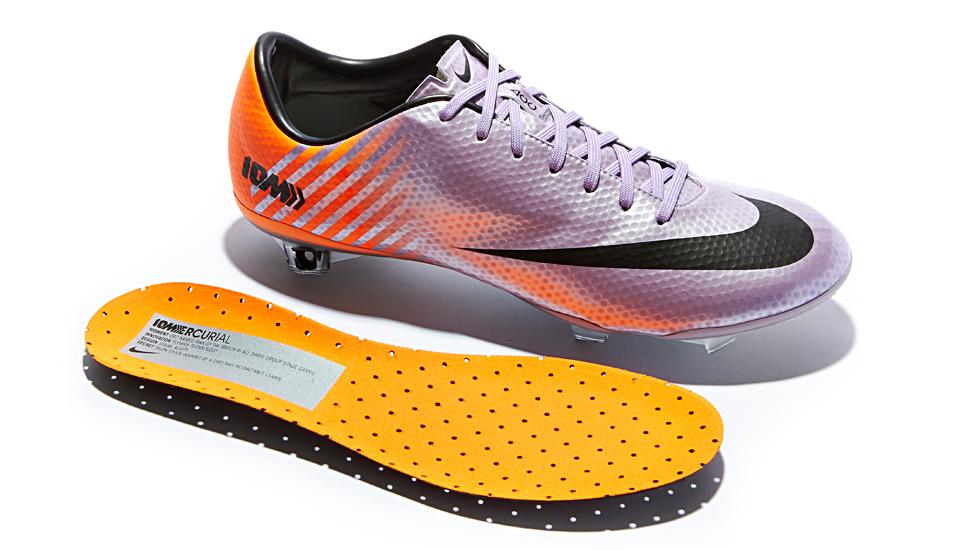 new product cf50d 930a7 Nike Mercurial IX Fast Forward '10 Edition - SoccerBible