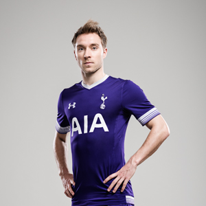 Tottenham Hotspur 17/18 Nike Third Shirt - SoccerBible