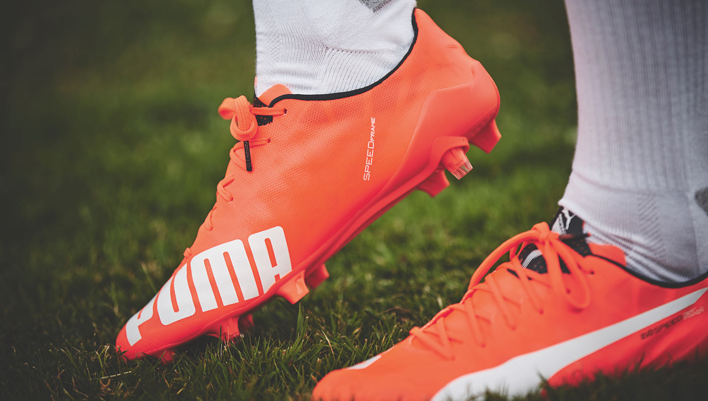 Laced Up  PUMA evoSPEED 1.4 SL - SoccerBible 887b0641a