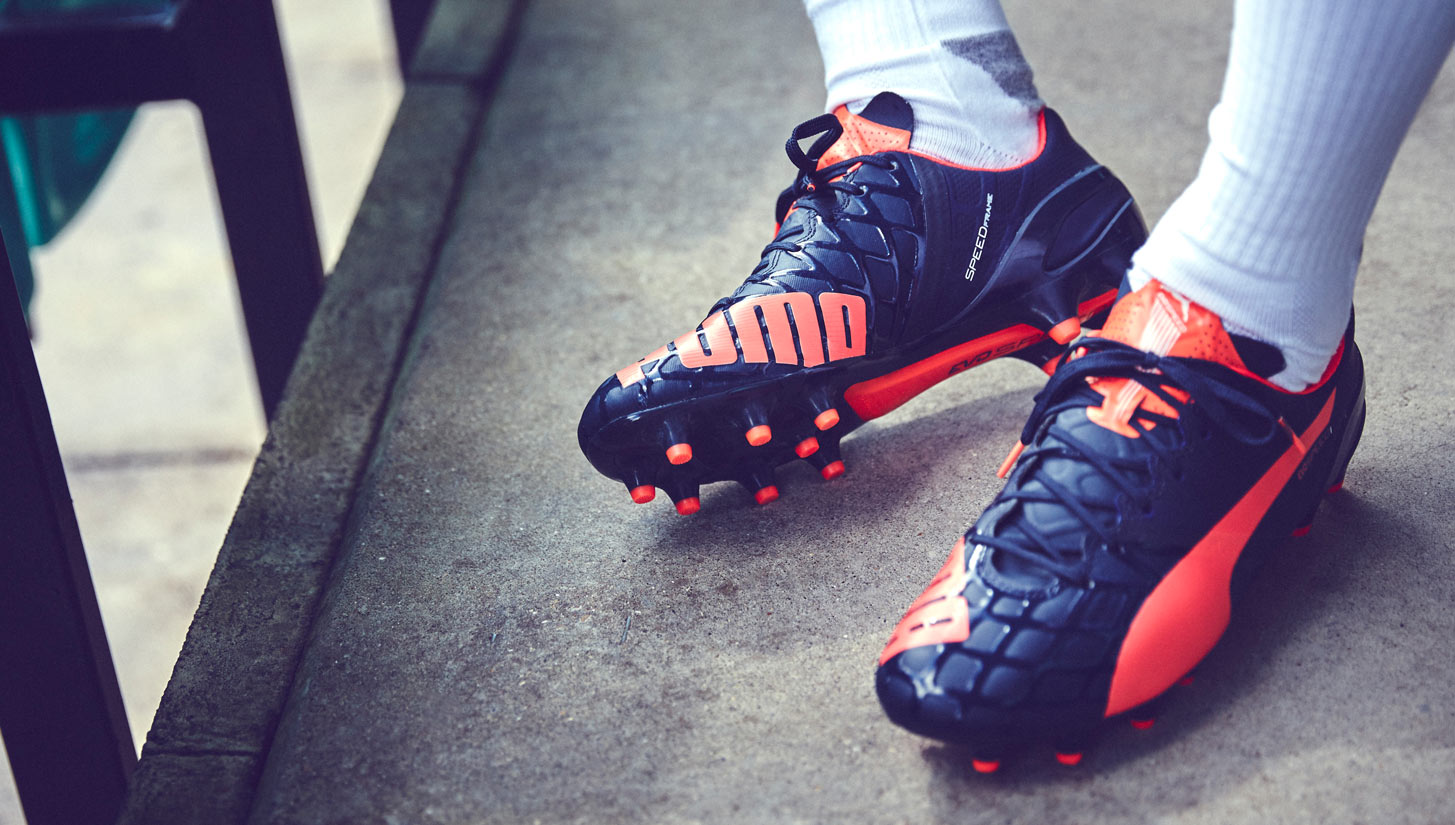 Laced Up: PUMA evoSPEED 1.4 - SoccerBible