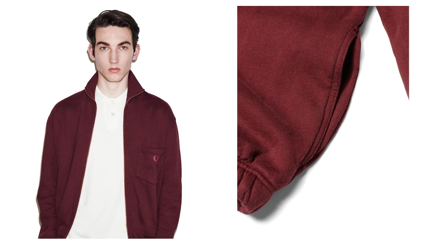 5484aa0bdfc58e Fred Perry Nigel Cabourn Collection - SoccerBible