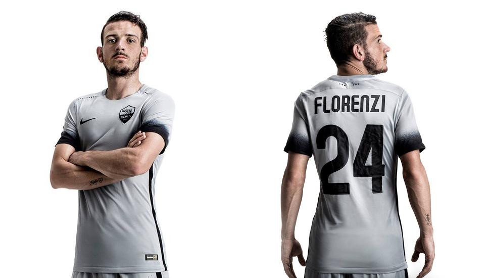 7752620c68b Roma 15 16 Third Shirt by Nike - SoccerBible