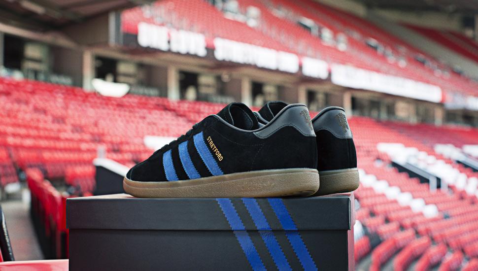 Adidas Originals X Manchester United The Stretford Soccerbible